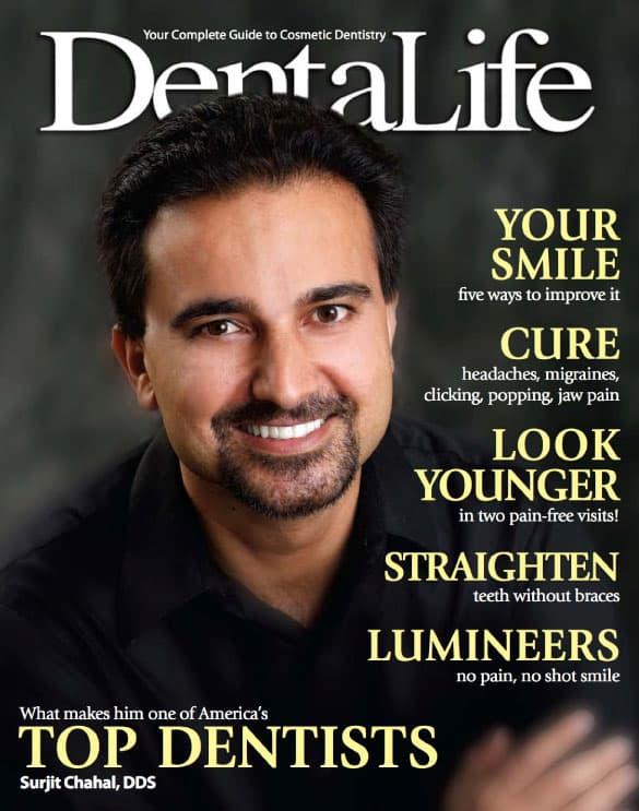 Dr. Surjit Chahal on DentaLife