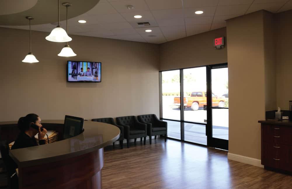 Turlock office photo