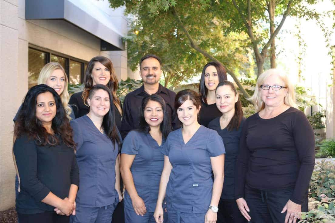 Turlock dental team